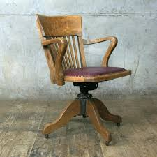 antique swivel desk chair contemporary photo on antique swivel office chair vintage wood swivel office chair