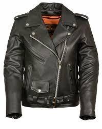 womens classic leather motorcycle jacket 4xl about this 9 watching picture 1 of 1