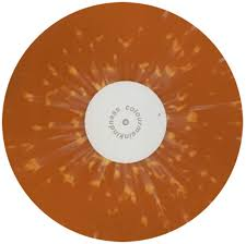 Basement Colourmeinkindness OrangeYellow Splatter Vinyl US vinyl