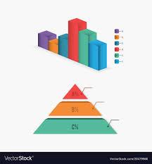 Bar Chart Diagram Infographic