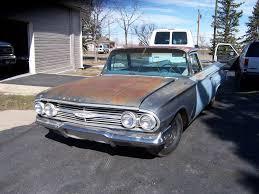 CoolSanty 1960 Chevrolet El Camino Specs, Photos, Modification ...