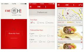 Food Budget App 5 Best Food Apps For The Foodie In You Peerbits