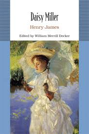 the bedford anthology of american literature volume two  james daisy miller