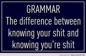 Grammar Quotes Classy Funny Grammar True Reality
