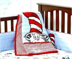 crib set bedding baby nursery dr seuss