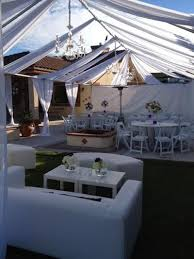 Tent draping chandeliers lounge furniture rental los angeles
