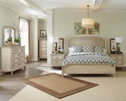 Signature Design by Ashley Demarlos Upholstered Panel Bedroom Set ...