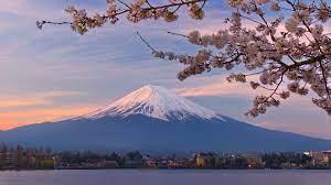 Mount Fuji wallpaper #14159