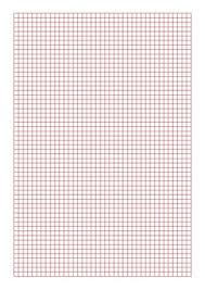 5mm Graph Paper Grid Paper 5mm Black Blue And Red
