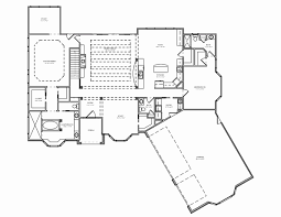 floor plans with basement. 2 Bedroom Rancher House Plans Unique Ranch Basement Collection Also Bath Floor With