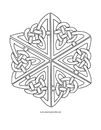 Celtic Knot 1 Mandala Monday More
