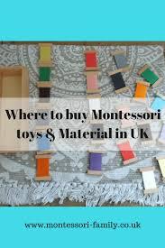 where to montessori toys