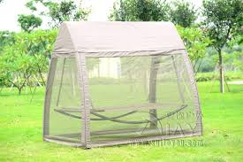 canopied hammock collection in swing bed with canopy with converting outdoor swing canopy hammock seats 3