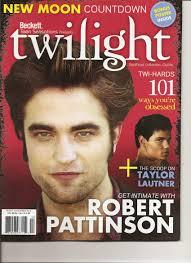 Beckett teen sensations twilight