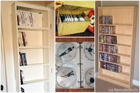 remodelaholic dvd storage ideas
