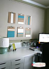 arts crafts home office. Colorblock Clipboards Functional Wall Art, Crafts, Home Office, How To, Organizing Arts Crafts Office