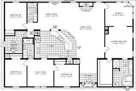 modular homes floor plans. 4 Bedroom Modular Homes Floor Plans Mobile Home Pinterest Bedrooms House N