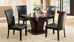 oval sets clearance round dining glass chair black extending room rovigo set varazze argos dunelm chairs