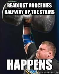 Sarcastic Strongman memes | quickmeme via Relatably.com