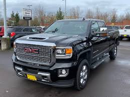 New 2019 GMC Sierra 3500HD Denali Pickup Truck in Eugene #CG30229 ...