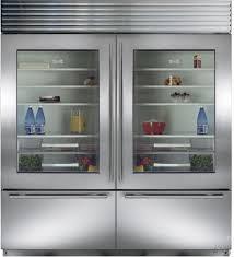 glass door refrigerator glass door