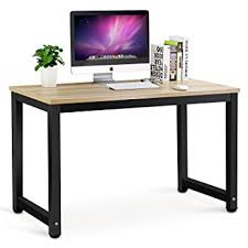 computer tables for office. tribesigns modern simple style computer desk pc laptop study table office workstation for home tables