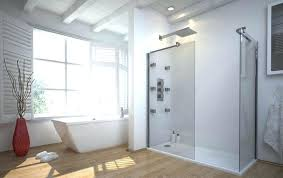 walk in shower lighting. Walk In Shower Pics Modern Vase Glass Window Partitions Ceiling Lighting Wooden Floor Style Soaking Design Pictures