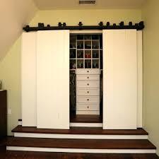 barn door closet sliding doors hardware bypass the replace good on doo . barn  door closet sliding ...