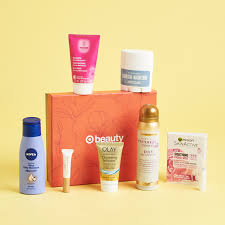 the box target fall beauty box