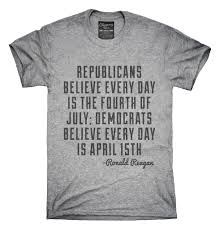 4th Of July Ronald Reagan Quote T Shirt Hoodie Tank Top