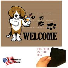 Beagle Dog Breed Cartoon Graphic ...