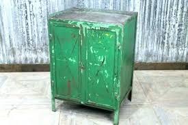 vintage metal storage cabinet. Vintage Storage Cabinets Metal Cabinet  Industrial With Drawers Vintage Metal Storage Cabinet T