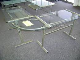 small l shaped office desk office l shaped desk corner desks for home all glass desk