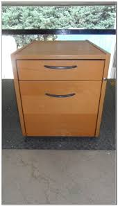 used wooden filing cabinets for
