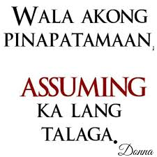 Collection Of Filipino Quotes 37 Images In Collection