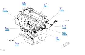 ford puma engine diagram ford wiring diagrams online