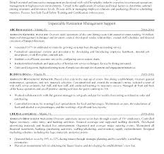 Banquet Manager Resume Adorable General Manager Resume Hotel General Manager Resume L Telephone Cell