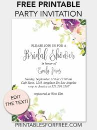 Free Bridal Shower Invite Templates 009 Free Bridal Shower Invite Templates Template Amazing