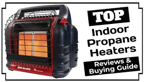 best indoor propane heater reviews