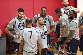 Exhibition Game Day Thread: Team USA vs ...