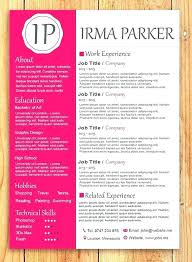 Custom Resume Templates