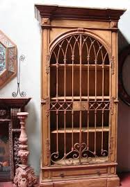 furniture spanish. mediterranean cabinet with iron doors in the spanish revival style furniture m