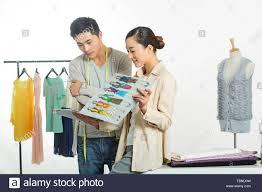 Costume Designer Costume Designer Designs Costumes Stock Photo 248177577 Alamy