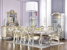 Silver Dining Room Set Best Dining Rooms About Silver Dining Table And Chairs In