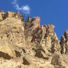 voyage of the cowdog smith rock