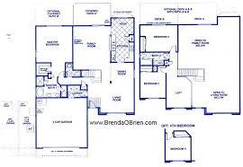 2 story ranch house plans black horse ranch floor plan us home gold leaf ii model
