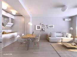 White is often considered the supreme color choice for a modern and minimal  design and this