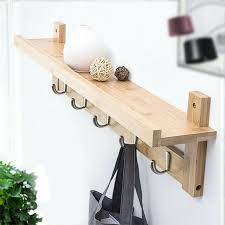 storage hanging shelf with 4 durable