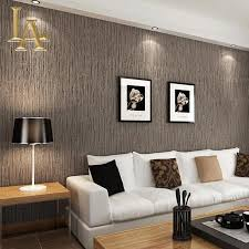 Patterned Wallpaper For Bedrooms Aliexpresscom Buy New Hot Sale Vertical Stripes Wood Pattern