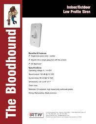 wired external alarm issue 2gig panel suretydiy security bloodhound grande jpg